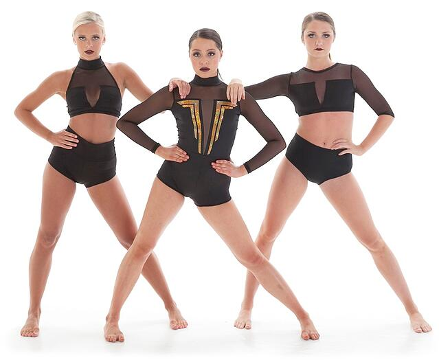 Jazz dance costume trends