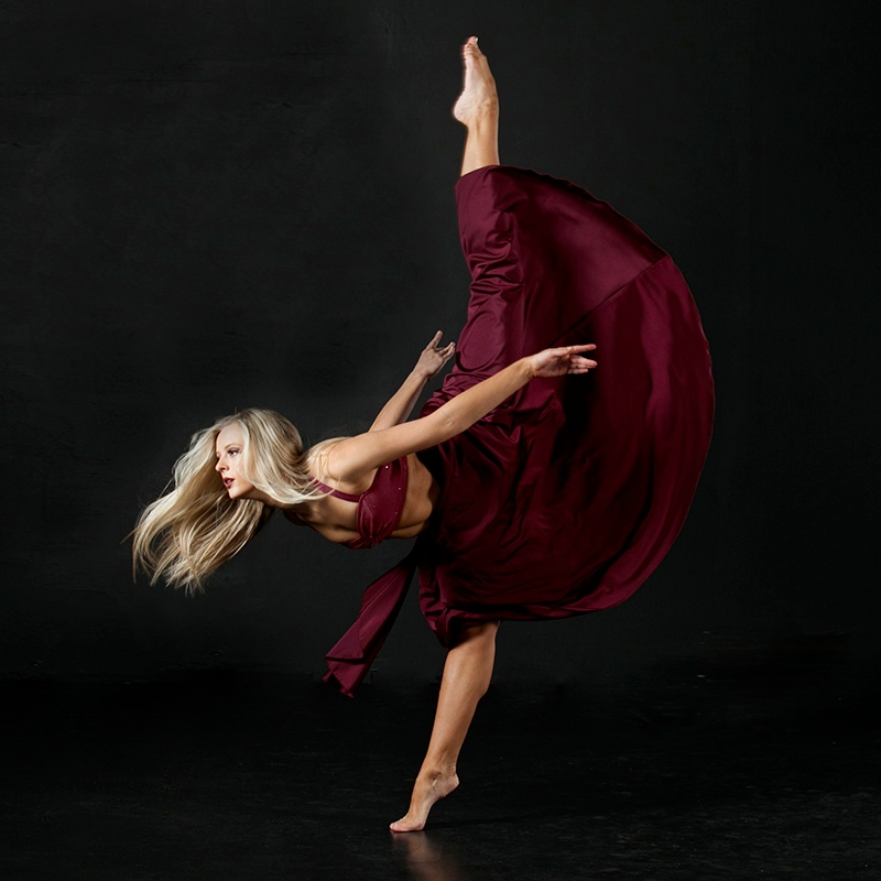 contemporary dance studio background dance photography