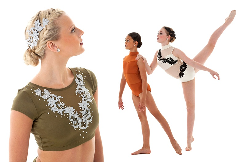 appliques for dance costumes