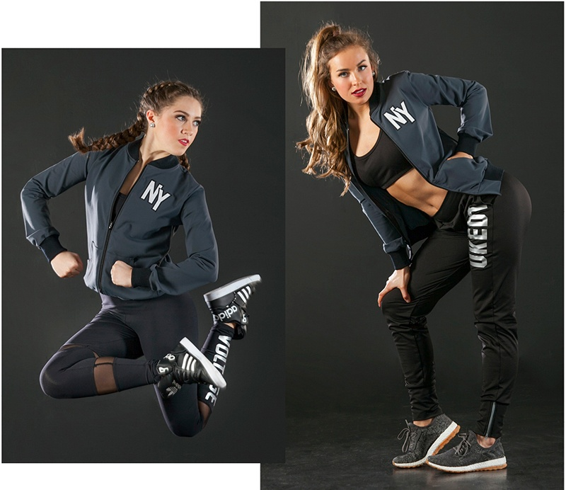 dance team bomber jacket