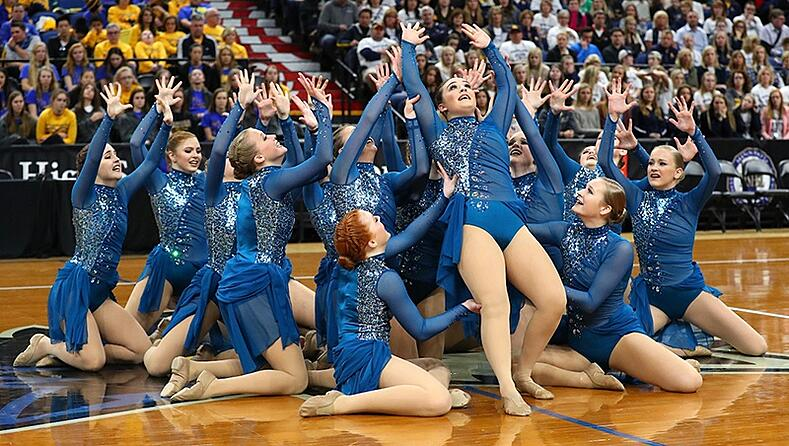 Totino Grace Fridley High School MN State 2017