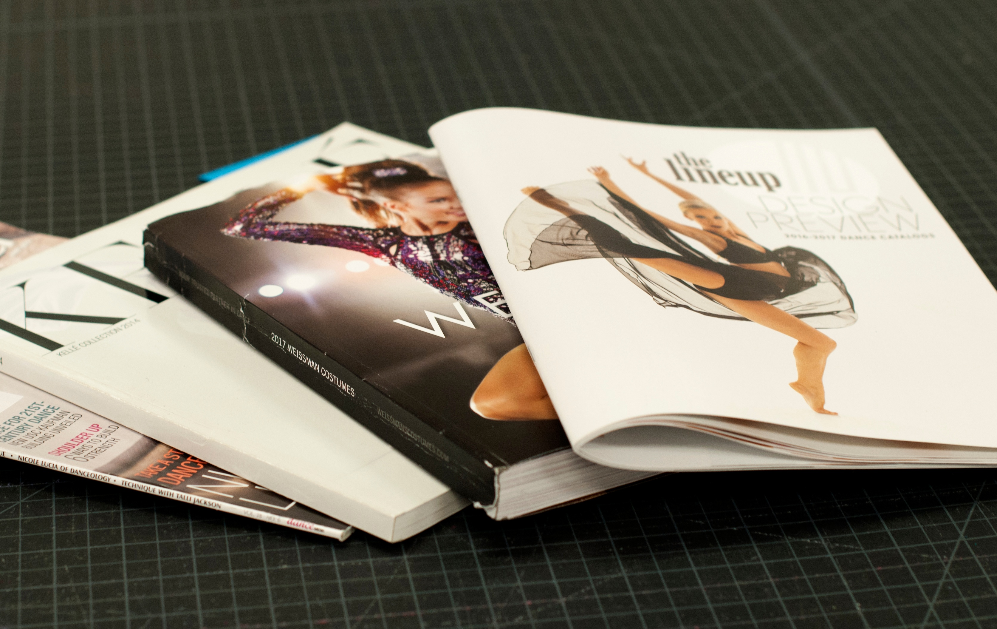 dance costume catalogs