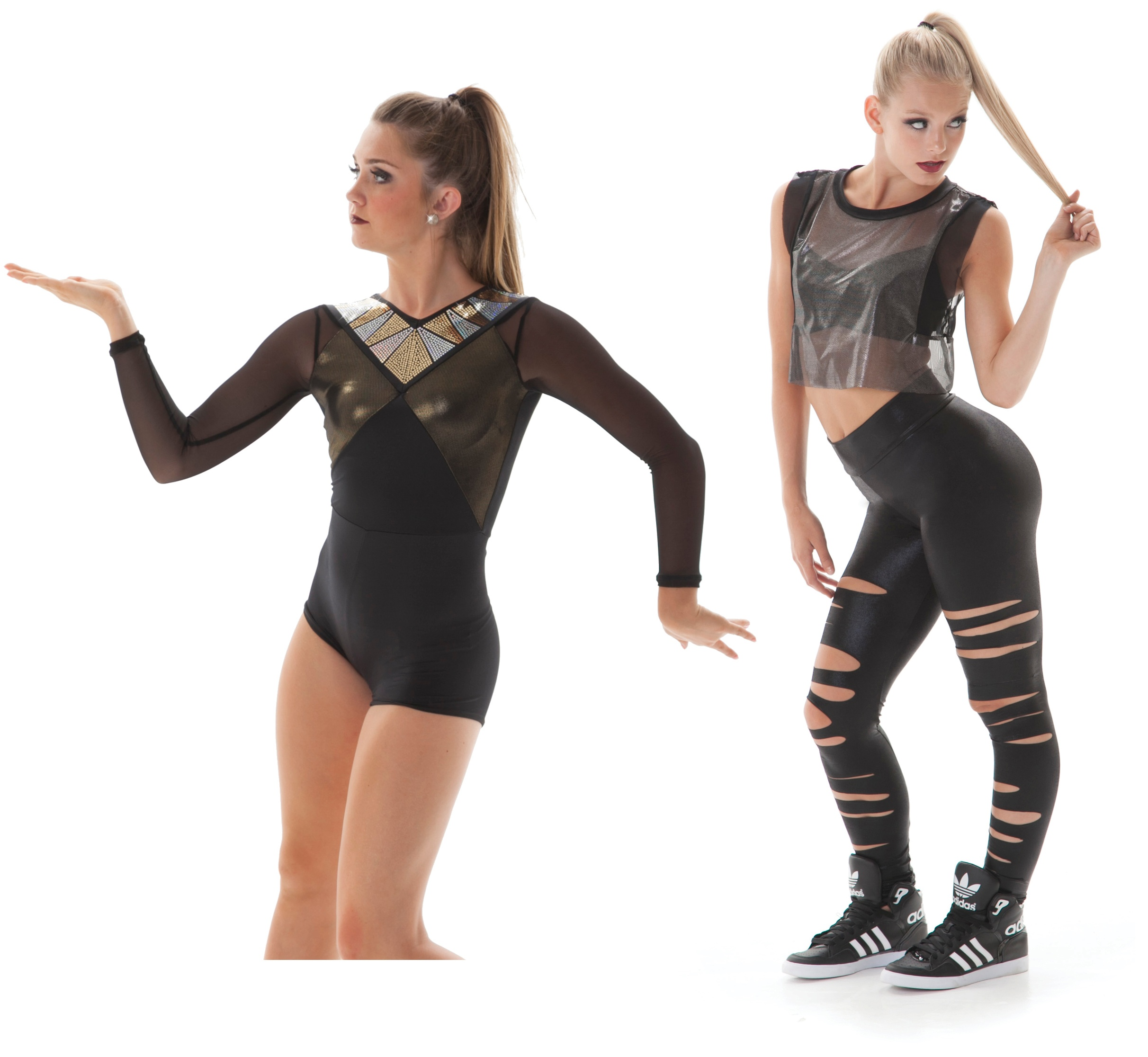 Cleopatra dance costume and lady gaga dance costume