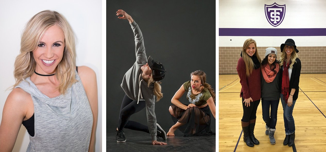 Dance Careers - Pam Gleason