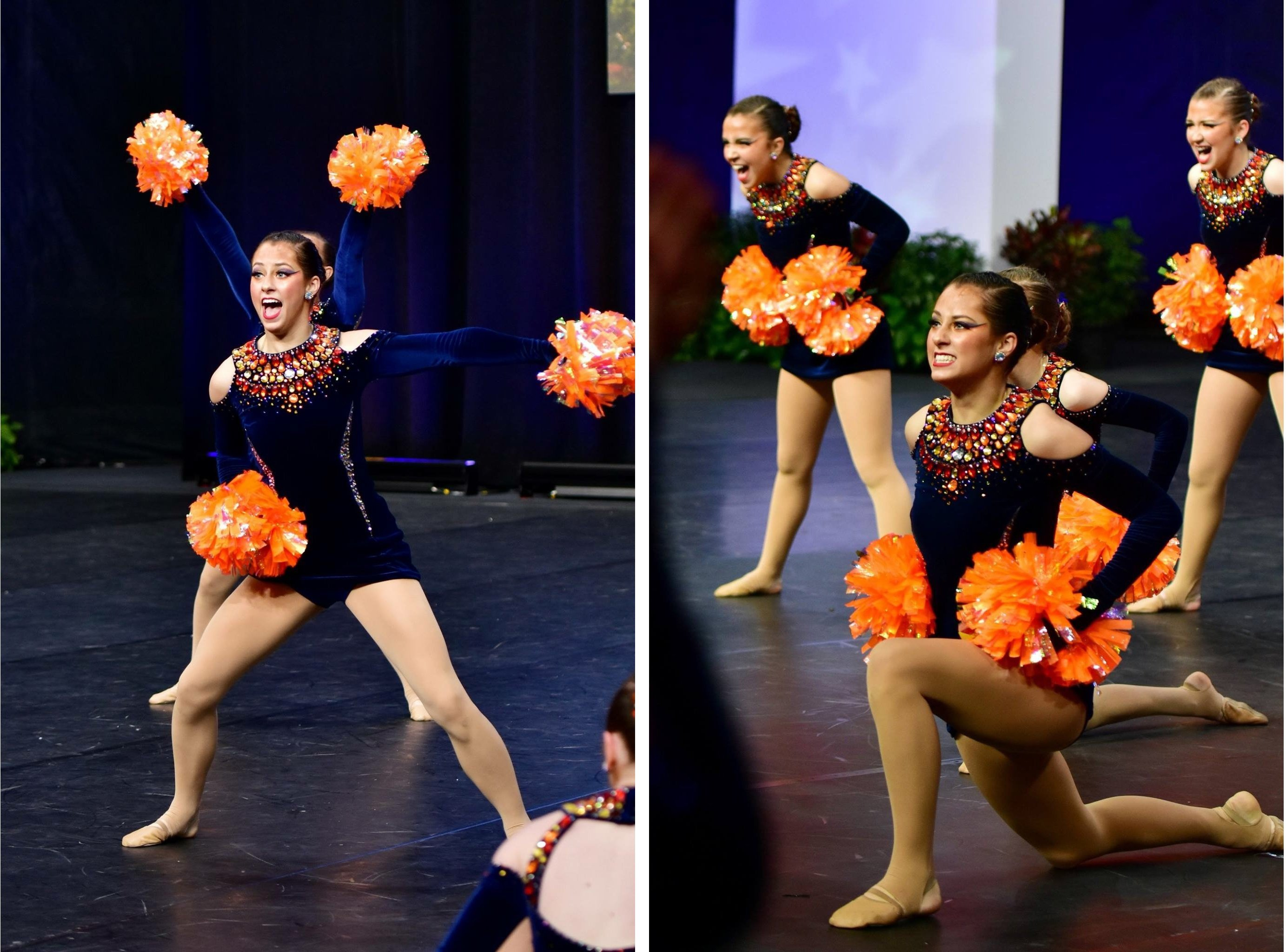 seton dance team custom dance costumes at UDA NDTC  sc 1 st  The Line Up Blog & Team Spotlight: NDTC National Champions Seton Dance Team!