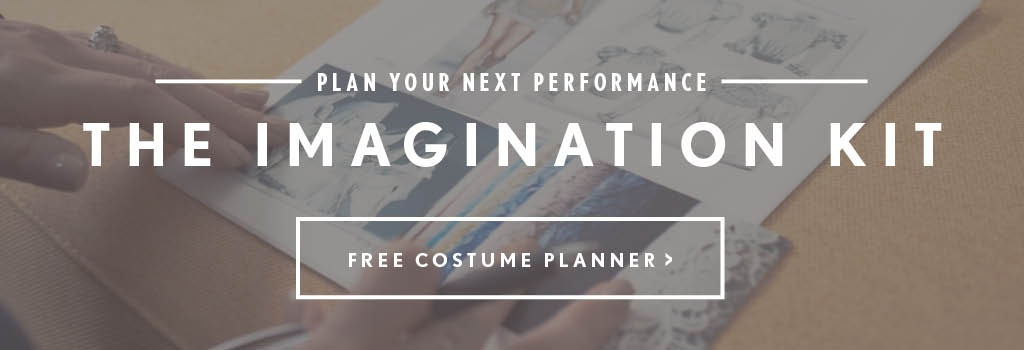 Plan you next performance with the imagination kit!