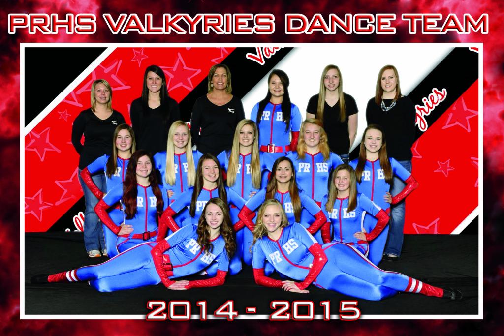 Varsity kick 14-15 , PRHS dance team, The Line Up, custom costume, dance