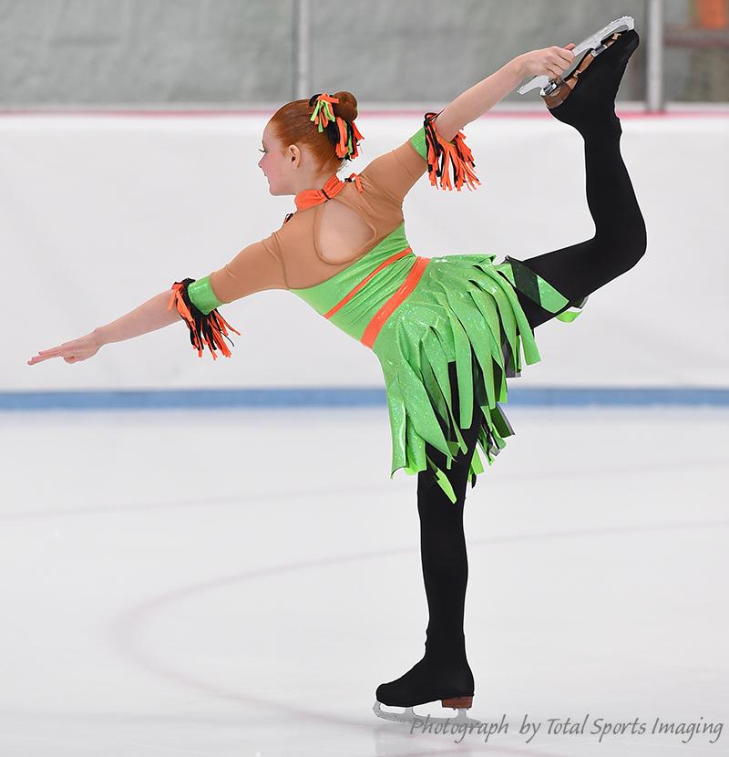 The Line Up - Team Amore' Pre-Juvenile - Mids Skate Dress