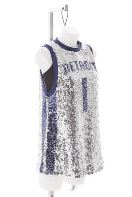 Detroit Pistons Jersey Dress 5-sm