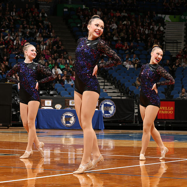 faribault dance team jazz costume by The Line Up