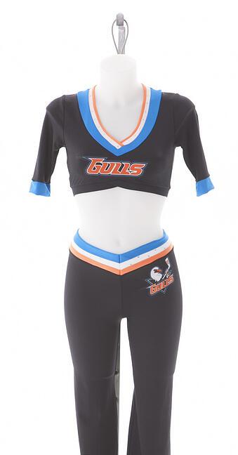 San Diego Gills Ice Girls Custom Uniform by The Line Up