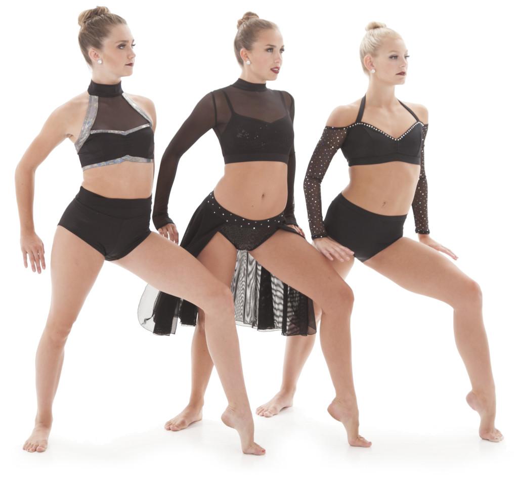 425-45, Gleason Pro Short, Gleason Mesh Top, Brookfield Skirt, 427-11, 504-7_6 copy, edgy dance crop tops