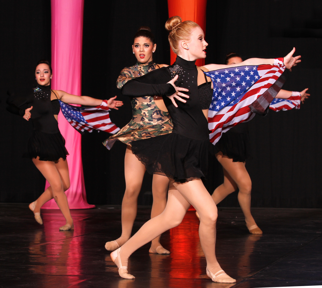 katy perry flag dress inspiration, the line up, south jersey storm, military inspired