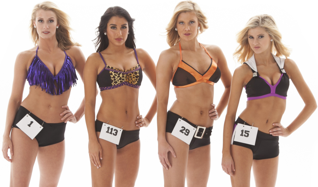 All styles, pro tryouts, audition wear, tryout outfits, pro cheerleader tryouts, The Line Up, Tryout tips