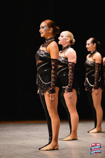 University of Louisville Ladybirds, national NDA Champions, The Line Up