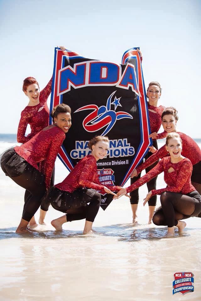 Bellarmine Dance Team, 2015 National NDA Champions, The Line Up