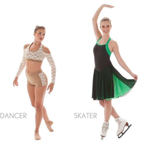 dancer vs skater position, The Line Up