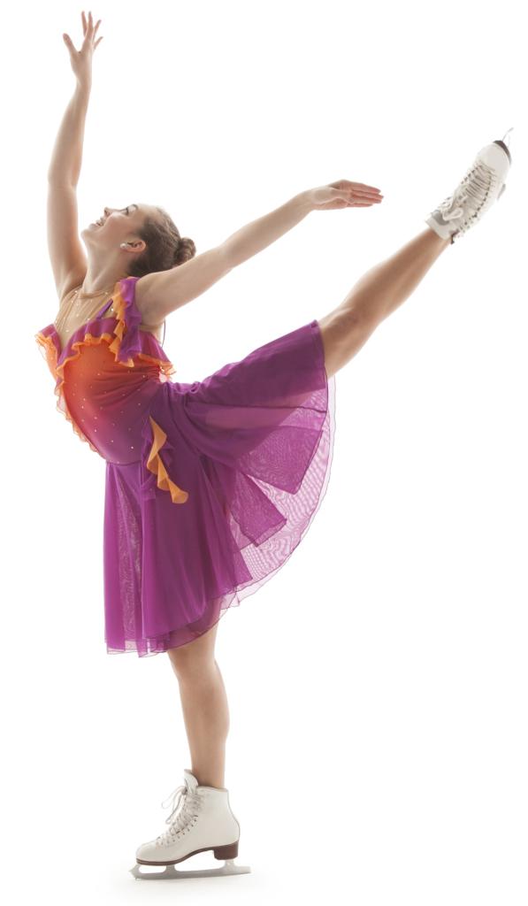 Fond du Lac Blades Junior Short dress with dye sublimation