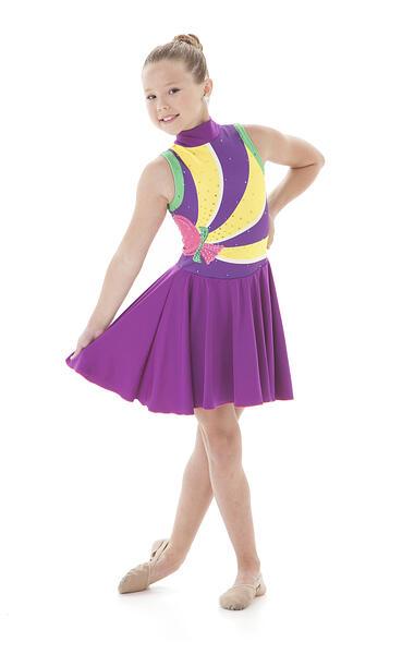 Team Delaware pre-juv candy dress dye sublimation