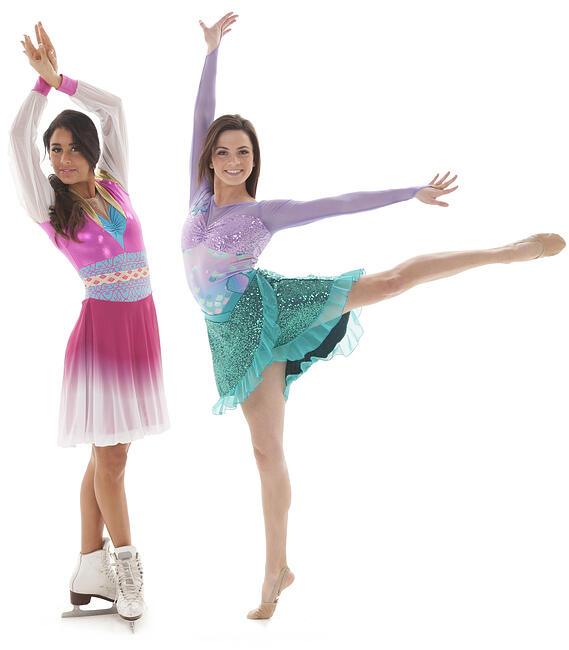 Phoenix synchro and Ashwaubenon Dance with dye sublimation