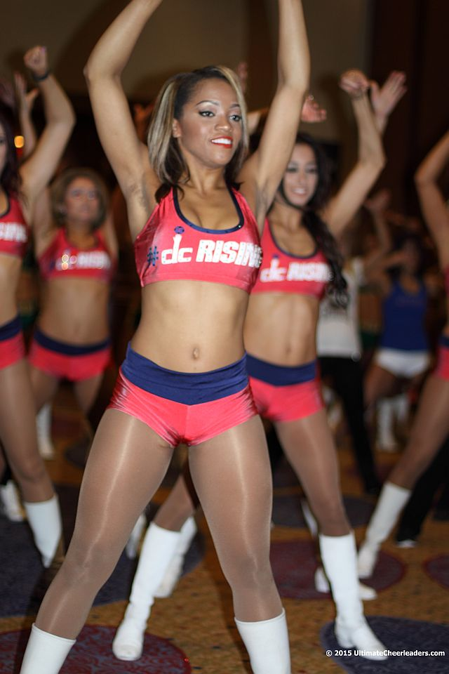Washington Wizards dancers, All Pro 3, The Line Up