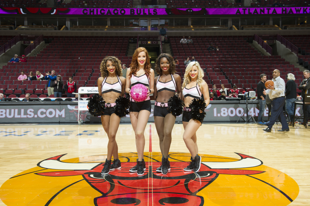 Breast Cancer Bulls 2015 uniforms, The Line Up, Luvabulls