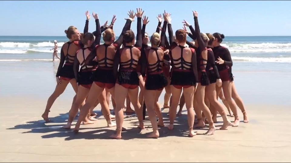 UMD Dance Team Together