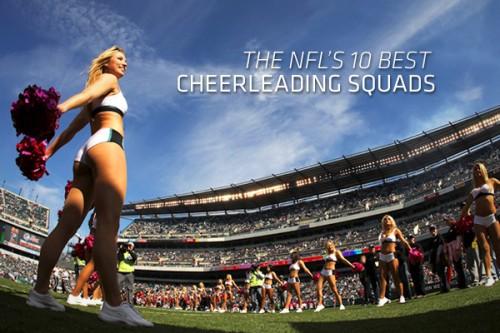 cheerleader article