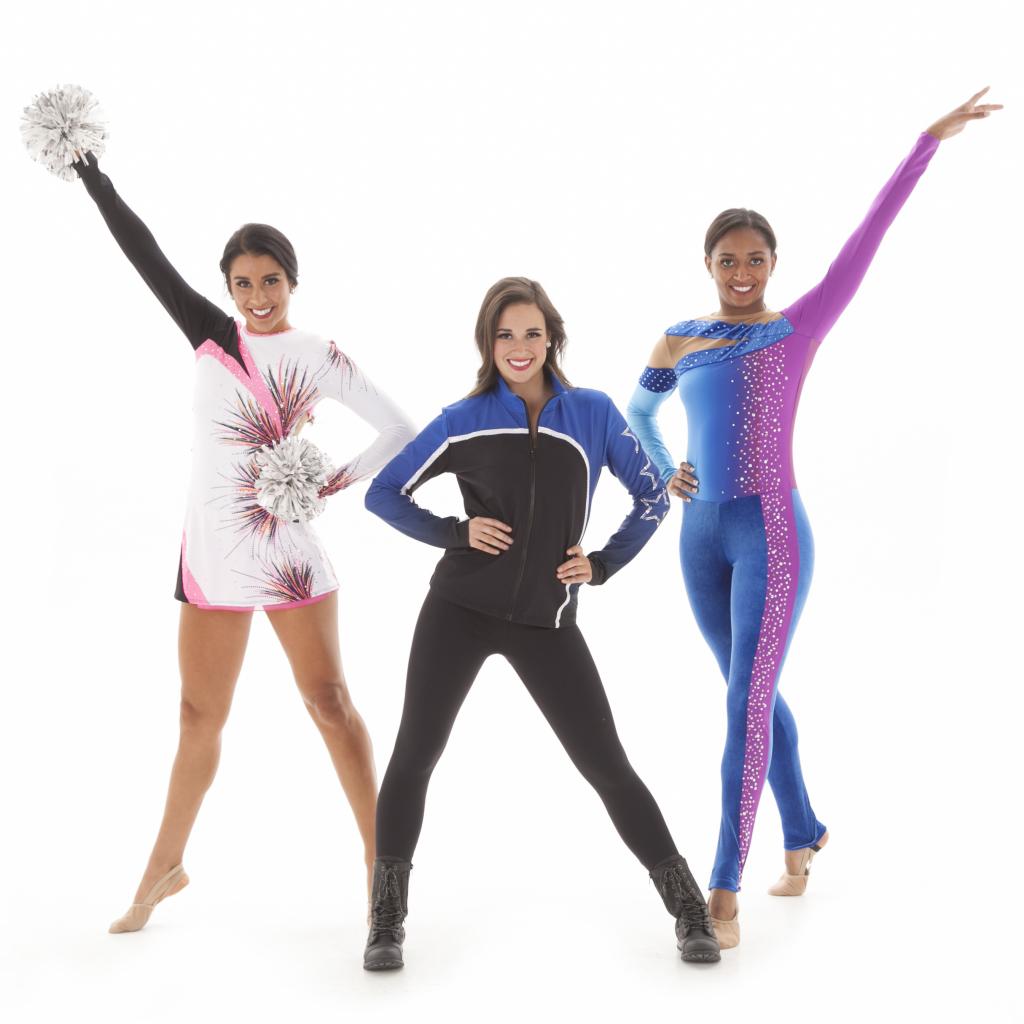 Green Bay Southwest, dance team, pom, kick, The Line Up, 2015, warm up, rhinestones, gorgeous