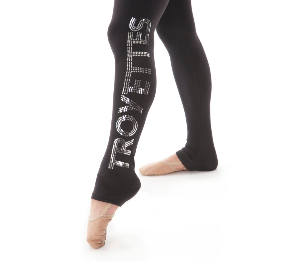 575-14 Spangle Letters Other, The Line Up, leggings, thick leggings, the best leggings, favorite leggings, colored leggings, highwaisted leggings, Dry fit fabric, leggings with lettering, leggings with bling, leggings with sequins