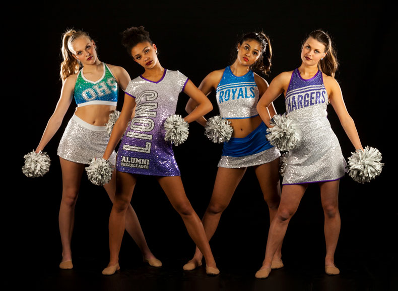Trends for Custom Cheer Uniforms and Pom Dresses