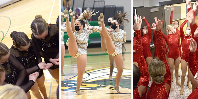 2021 Minnesota high school dance teams
