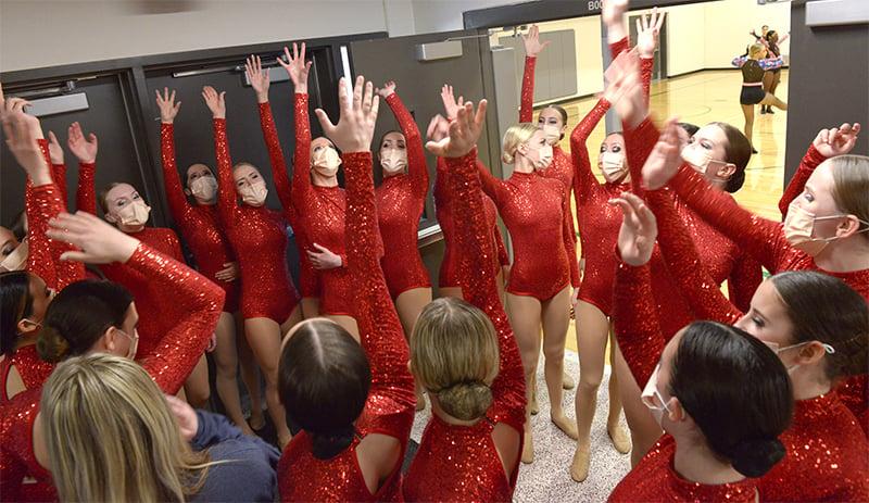 Spring Lake Park High School Dance Team