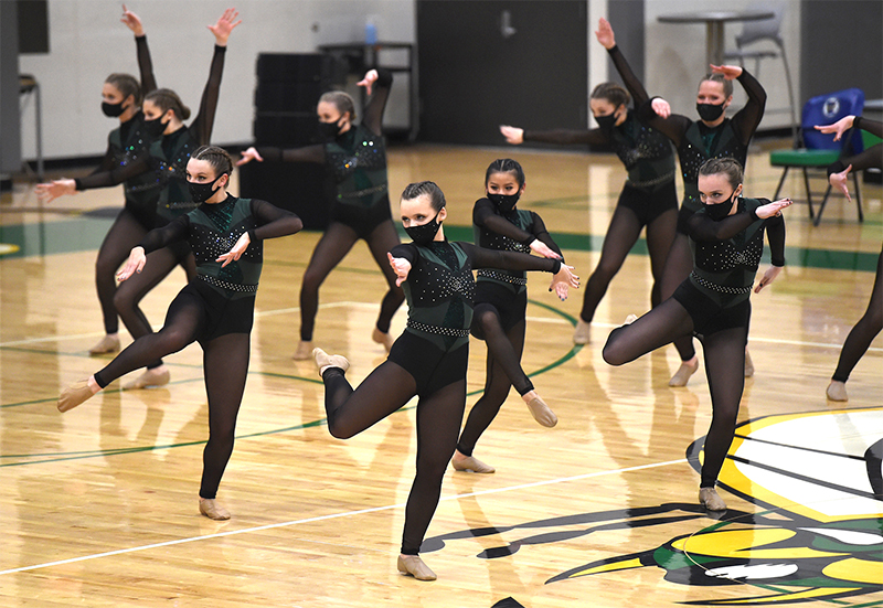 Belle Plaine High School Dance Team