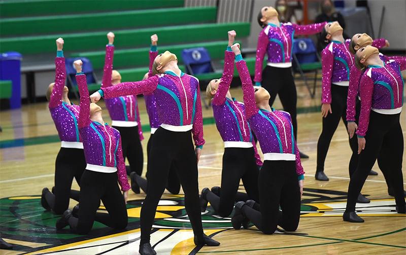 Minnesota High School Dance Team