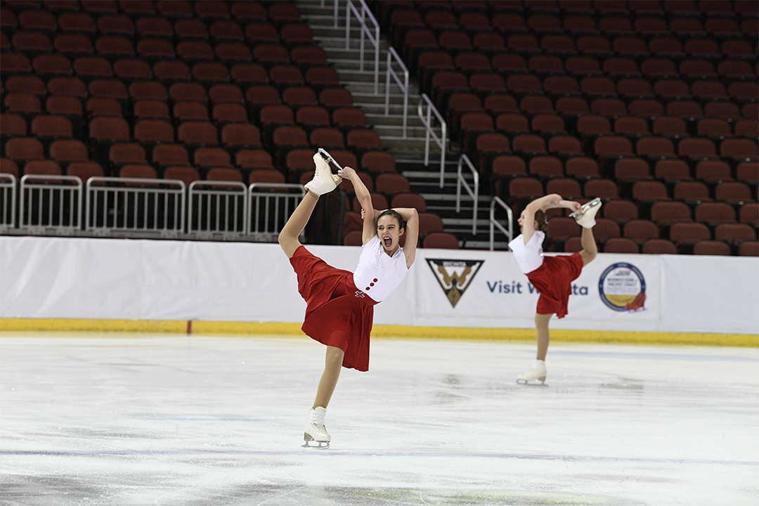 Chicago Radiance Synchronized Skate Dresses
