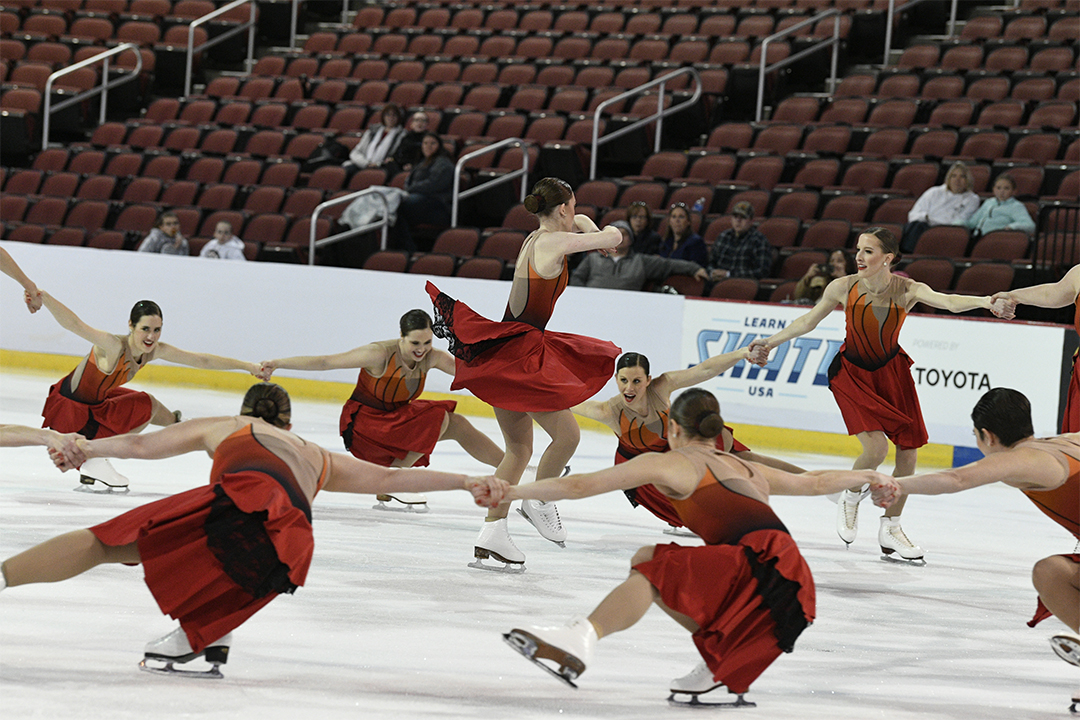 Denver Synchronicity Synchronized Skating Dresses