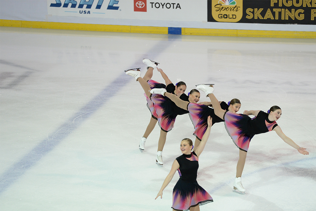 Denver Synchro Intermediate Synchronized Skating Team