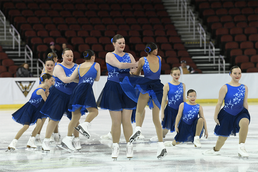 Denver Synchronicity Synchronized Skating Team
