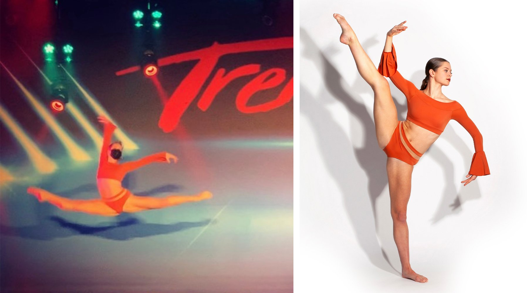 Tremaine Dancer of the Year Emy Urdahl