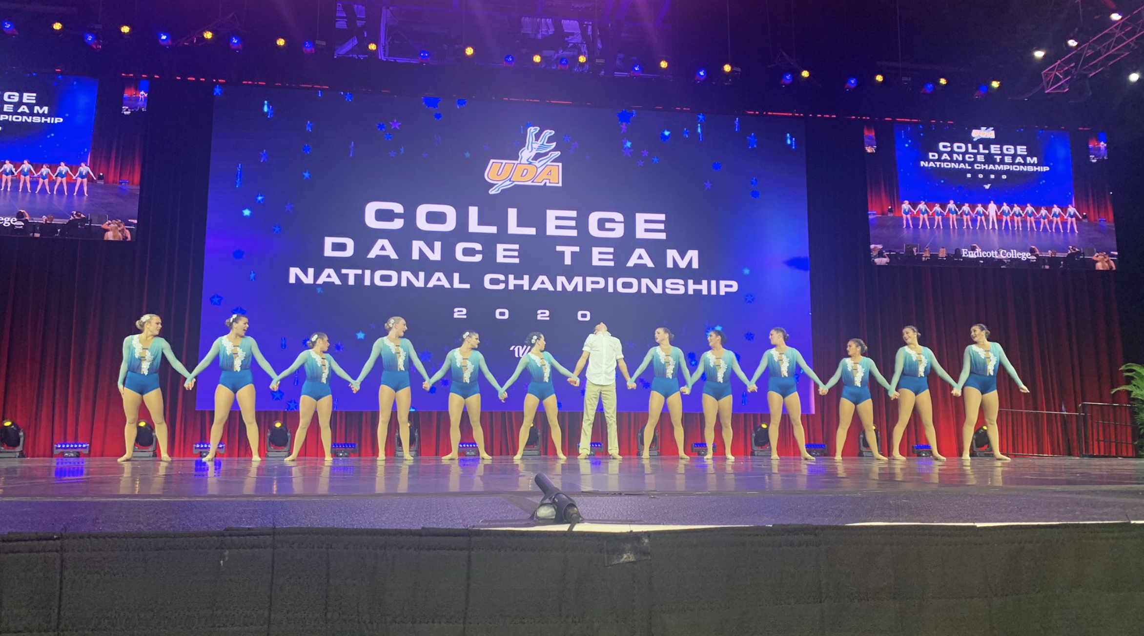 Endicott College UDA Nationals