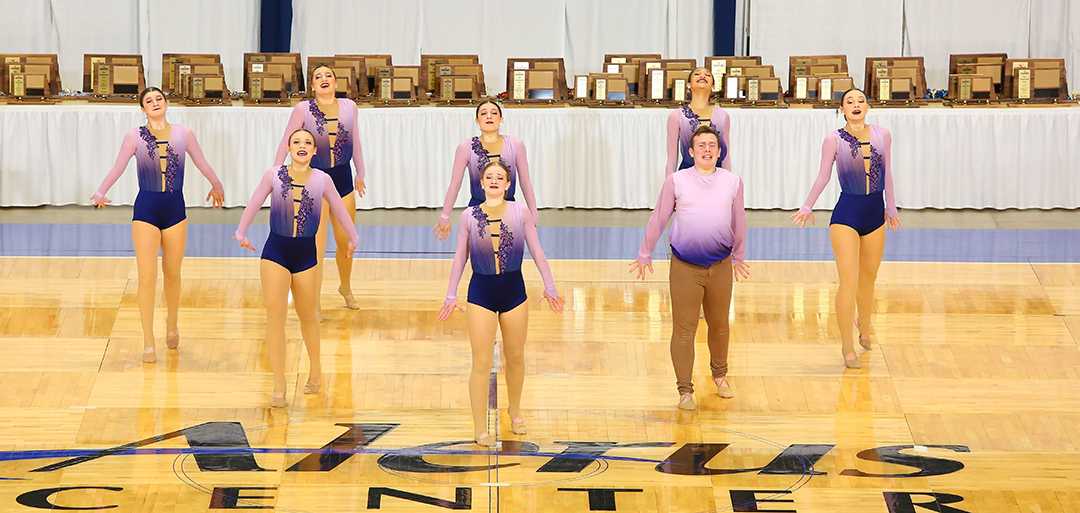 Fargo South at NDADD State Dance Competition
