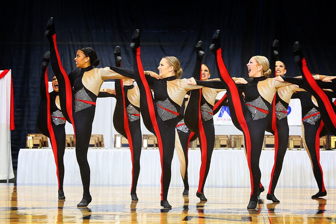 Fargo Davies at NDADD State Dance Competition