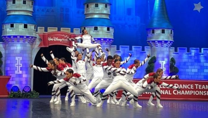 College of Charleston Dance Team UDA Nationals Hip Hop