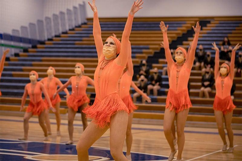 Lakeville North High School Dance Team