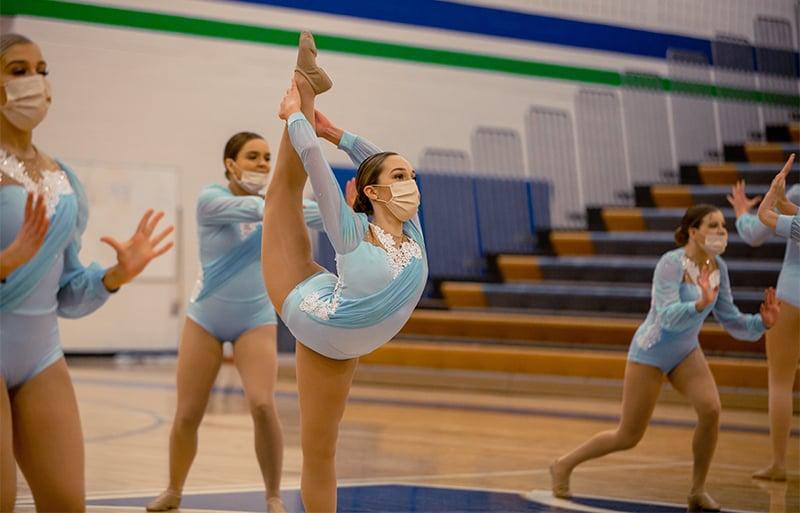 Lakeville South High School Dance Team