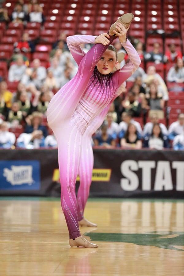Liberty Dance Team Cirque Du Soleil dance costume