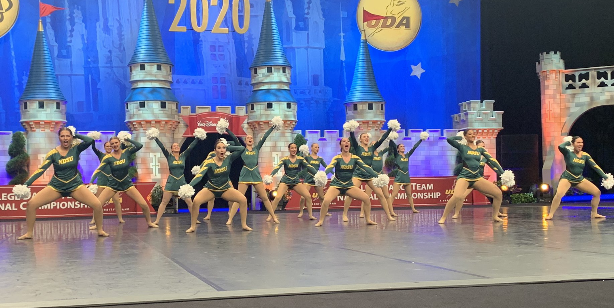 North Dakota State University UDA Nationals