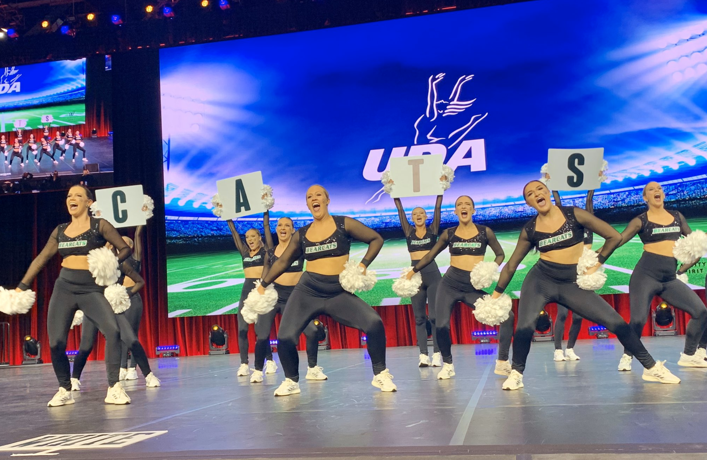 Northwest Missouri University UDA Nationals