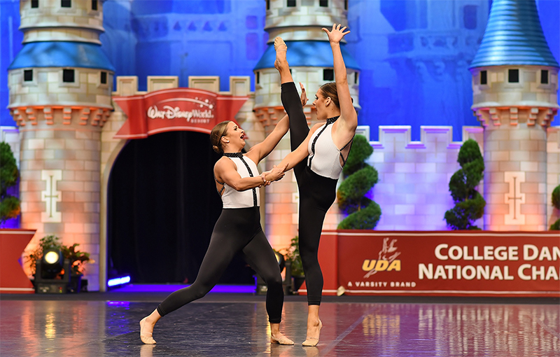 Ohio State Dance Team Jazz 2020 UDA Nationals